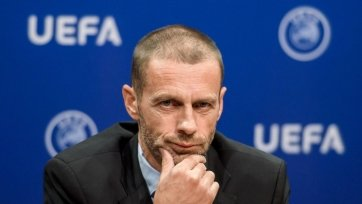 Футболисты, которые будут играть в Суперлиге, не смогут участвовать на Евро и ЧМ