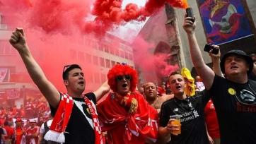 Фанаты «Ливерпуля»: «Позор вам. R.I.P. «Ливерпуль»