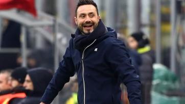 Тренер «Сассуоло» отказывается играть против «Милана»