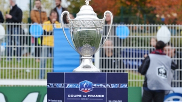 «Румийи Вальер» стал первым полуфиналистом Кубка Франции