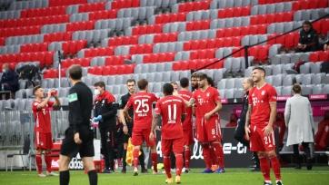 «Бавария», «Айнтрахт» и «Арминия» выиграли свои матчи в Бундеслиге