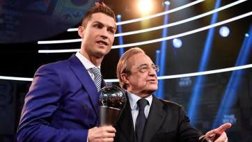 Перес: «Слухи о Роналду в «Реале» исходят от его окружения»