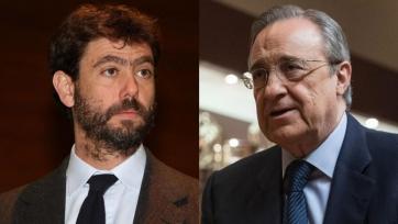 «Реал» и «Ювентус» могут исключить из еврокубков на следующий сезон