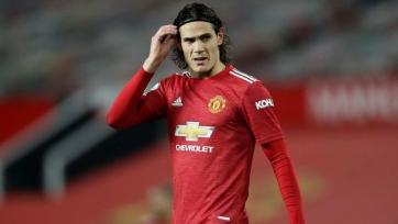 Кавани намерен остаться в «Манчестер Юнайтед»