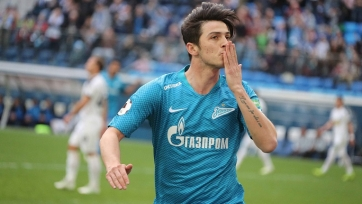 «Зенит» хочет продлить контракт с Азмуном