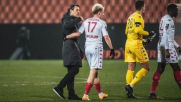 Ковач: «Головин – одна из причин, почему «Монако» проводит успешный сезон»