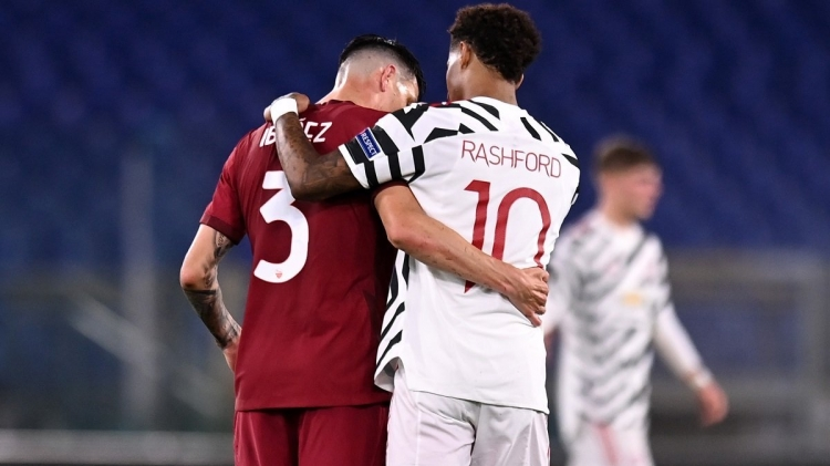 «Рома» – «Манчестер Юнайтед» – 3:2. Обзор матча и видео голов
