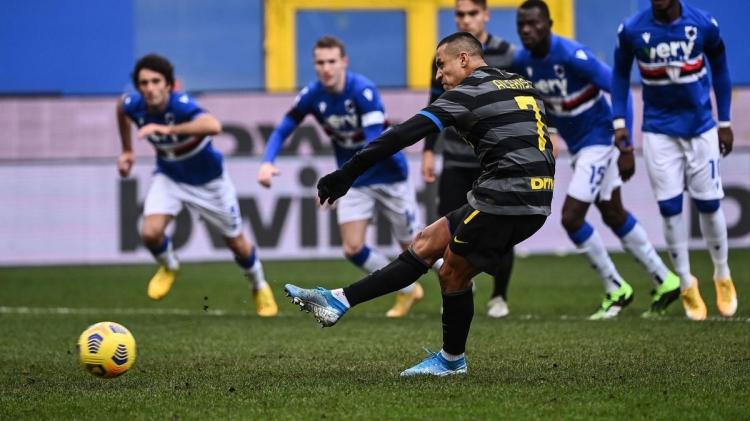 «Интер» – «Сампдория» – 5:1. Обзор матча и видео голов