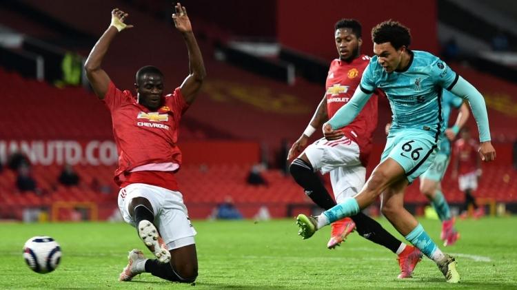 «Манчестер Юнайтед» - «Ливерпуль» - 2:4. Обзор матча и видео голов