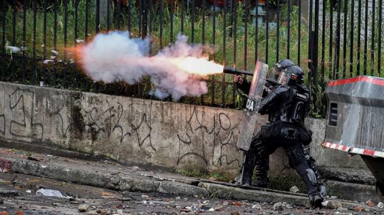 Кризис в Колумбии. Как футбольная нация может остаться без Кубка Америки