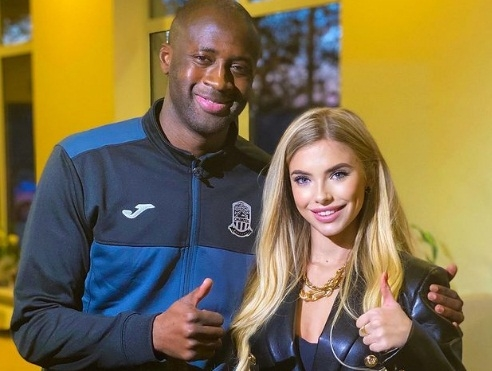 Эффектная подруга игрока сборной Украины станет ТВ-евродивой на время Евро-2020. Фото
