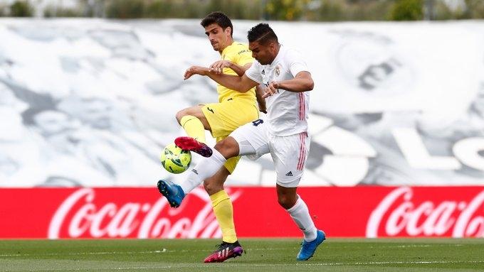 «Реал» - «Вильярреал» - 2:1. Обзор матча и видео голов