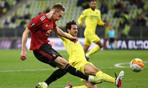 «Вильярреал» - «Манчестер Юнайтед» - 1:1 (11:10 пен). Обзор матча и видео голов