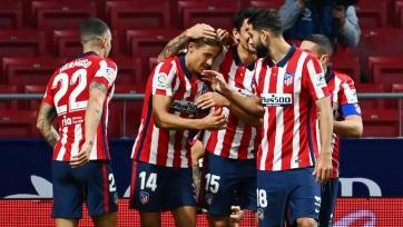 «Атлетико» минимально переиграл «Эльче»