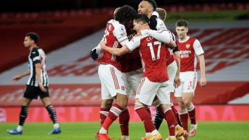 «Арсенал» обыграл «Ньюкасл»