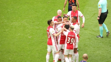 «Аякс» стал чемпионом Нидерландов