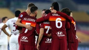 «Рома» потерпела третье поражение в четырех матчах