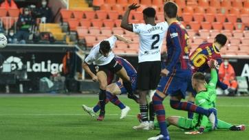 «Валенсия» - «Барселона» - 2:3. Обзор матча и видео голов