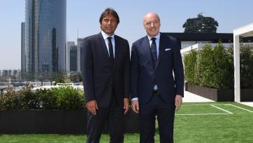 Маротта: «Надеюсь, Конте останется в «Интере»