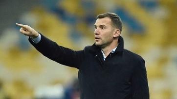 Шевченко поделился своими тренерскими планами