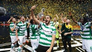 «Спортинг» выиграл футзальную Лигу чемпионов