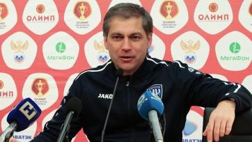 «Нижний Новгород» отстранил от работы главного тренера
