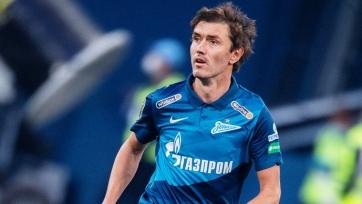 Жирков покинет «Зенит» по окончании сезона