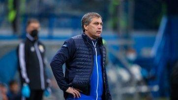 Официально: Евдокимов отправлен в отставку с поста главного тренера «Нижнего Новгорода»