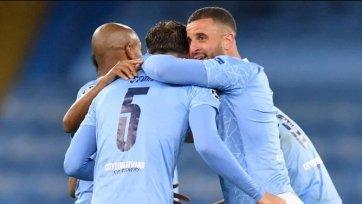 «Манчестер Сити» - 42-й финалист Лиги чемпионов (Кубка чемпионов)