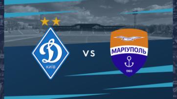 «Динамо» Киев – «Мариуполь». 05.05.2021. Где смотреть онлайн трансляцию матча