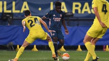 «Арсенал» – «Вильярреал» – 0:0. Текстовая трансляция матча