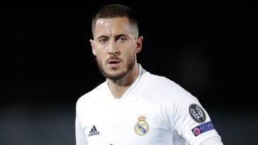 Болельщики «Реала» раскритиковали Азара