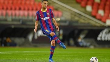 «Барселона» рассматривает нескольких игроков на замену Бускетсу