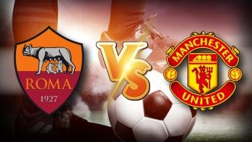 «Рома» - «Манчестер Юнайтед». Стартовые составы