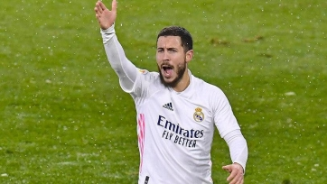 «Реал» готов продать Азара. Названы причина и сумма трансфера