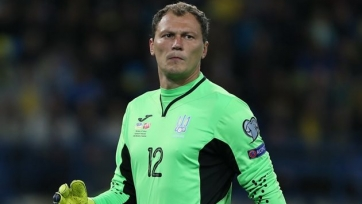 После Евро-2020 голкипер «Шахтера» Пятов покинет сборную Украины