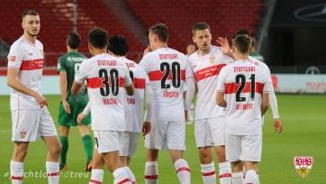 «Штутгарт» прервал серию неудач, обыграв «Аугсбург»