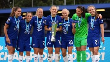 «Челси» - чемпион Англии! Среди женщин