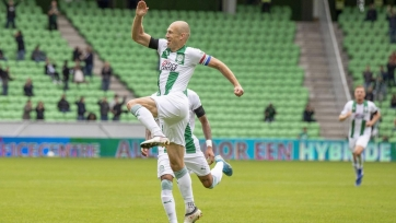 Роббен готов вернуться в сборную Нидерландов