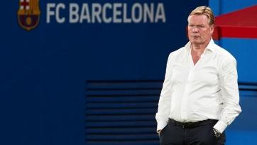 В «Барселоне» недовольны Куманом
