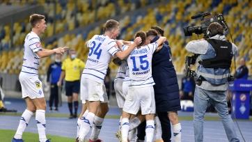 «Динамо» К – обладатель Кубка Украины