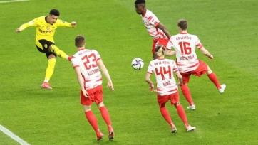 «РБ Лейпциг» – «Боруссия Дортмунд» – 1:4. Текстовая трансляция матча