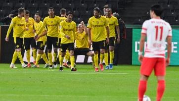 «Боруссия Д» выиграла Кубок Германии