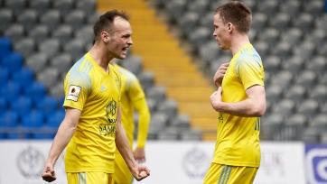 «Астана» одержала 8-ю победу кряду