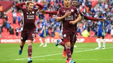 «Лестер» впервые в истории завоевал Кубок Англии!