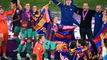 «Барселона» - обладатель женской Лиги чемпионов