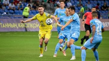 «Астана» и «Кайрат» не смогли выявить победителя