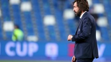 Пирло: «Я вижу себя тренером «Ювентуса» в следующем сезоне»