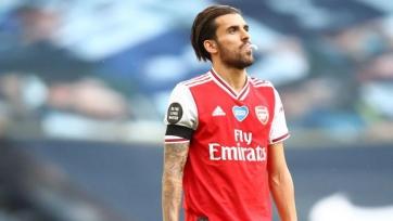 Себальос распрощался с «Арсеналом»
