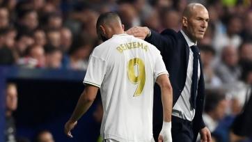 Бензема: «Зидан не уйдет из Реала»